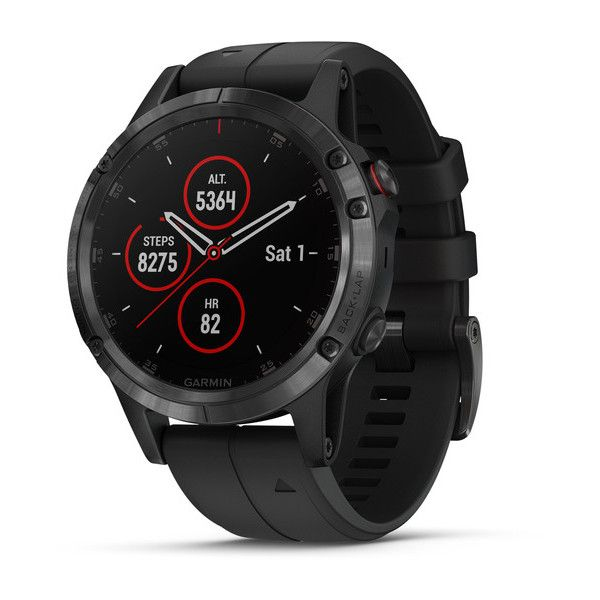 Premium multisport GPS watch with wrist-based heart rate fe115821062c