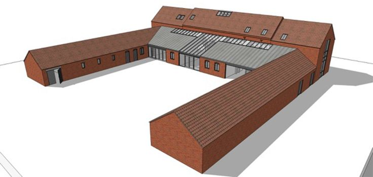 Plans for a large barn conversion | Redesign