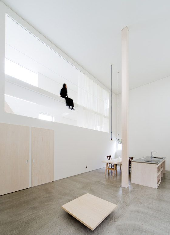 Jun Igarashi Architects-House of Trough
