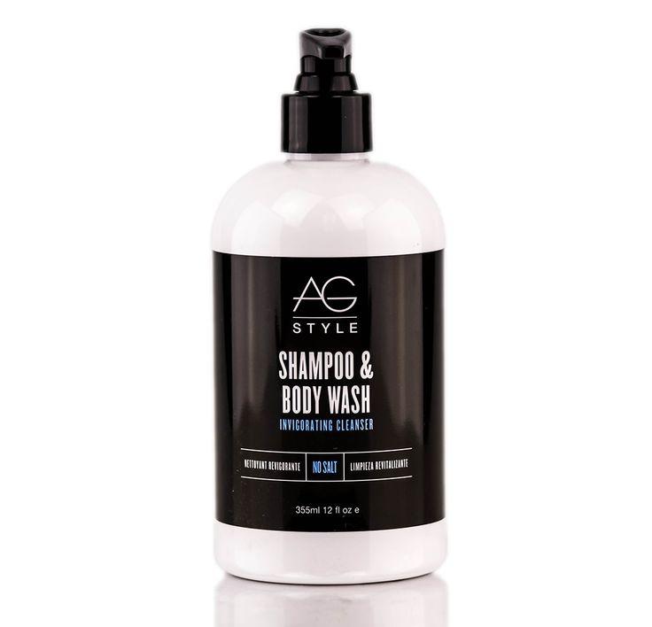AG Shampoo & Body Wash No Salt