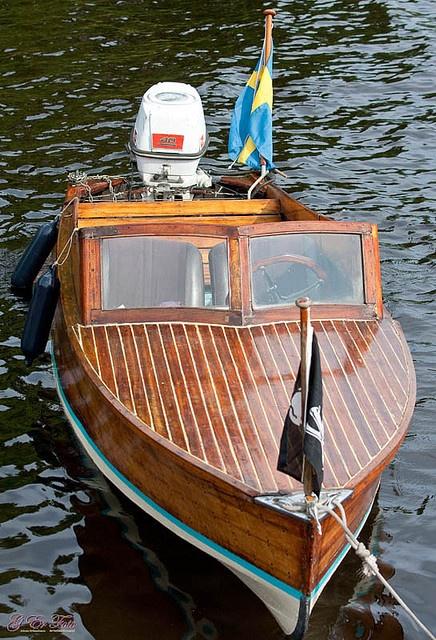 little boat!