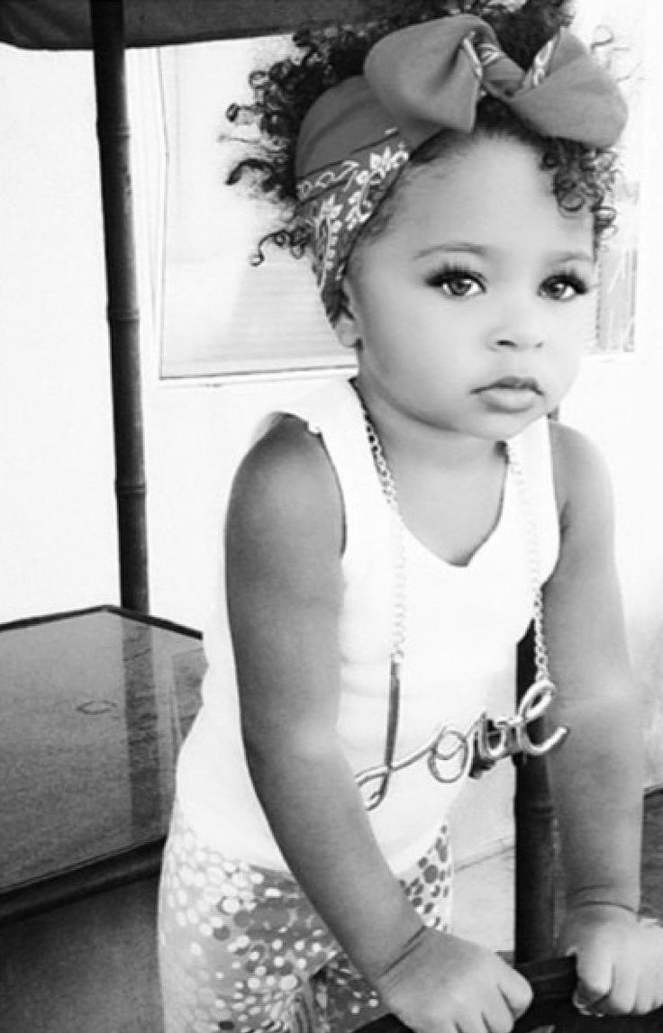 Little Girl Tumblr Pretty Mixed Baby Girl...