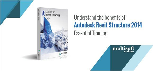 Take a stage ahead in your expert profession by getting yourself enlisted in Autodesk #Revit Structure Training.  #ClassroomTraining #design #autoCAD #revit #MultisoftSystems