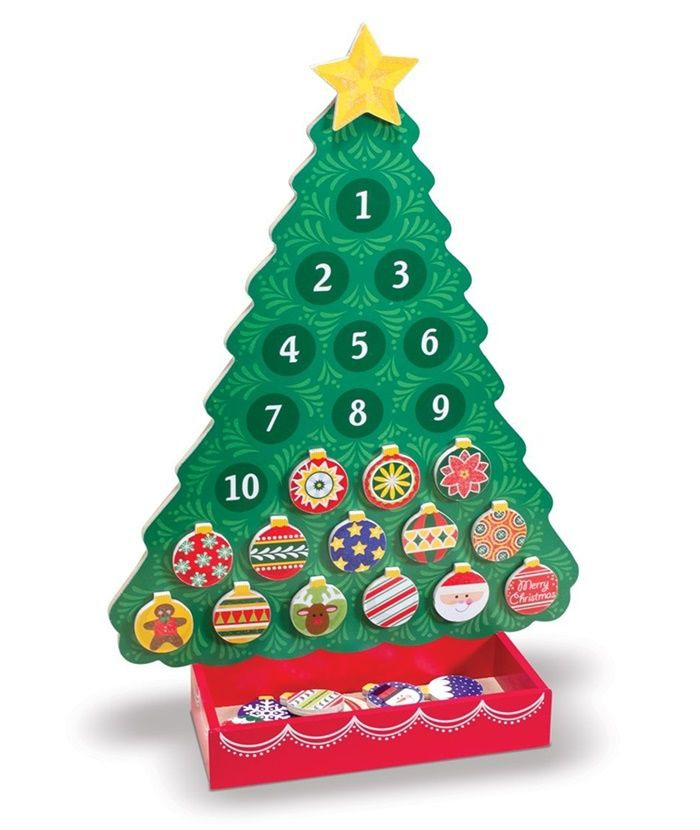 Melissa & Doug Magnetic Advent Calendars