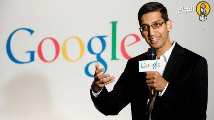 قصة نجاح عملاق التقنية الشاب الهندي ساندر بيتشاي Sundar Pichai Sundar Google S Google Buy
