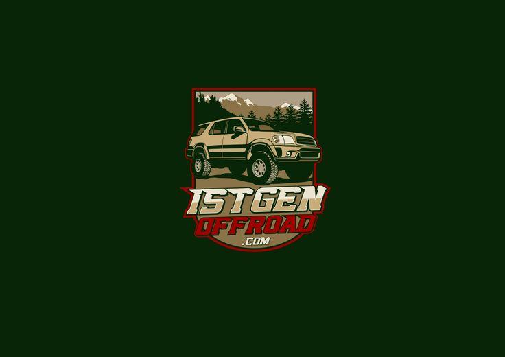 1stGenOffRoad.com logo unused