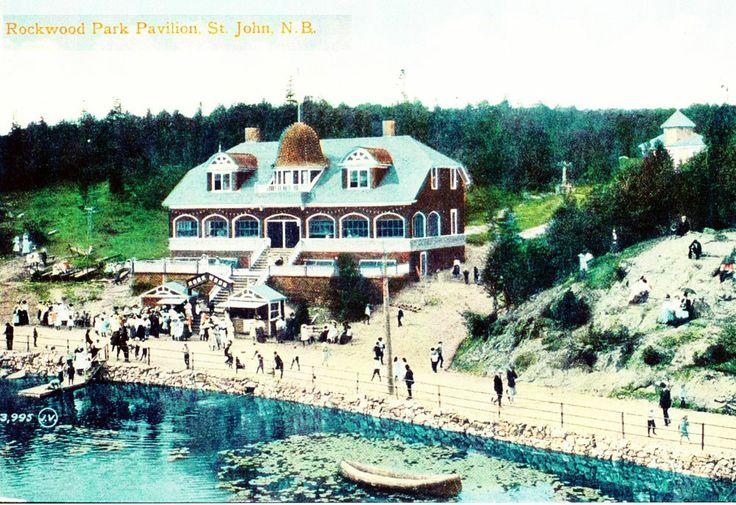 Rockwood Park Pavilion, Saint John, New Brunswick