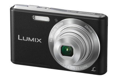 Panasonic Lumix DMC-F5EB-K Compact Camera - Black (14.1MP, 5x Optical Zoom, Super Slim Design, 28mm Wide Angle Lens, HD Video Recording) 2.7 inch LCD Panasonic http://www.amazon.co.uk/dp/B00BET0NR6/ref=cm_sw_r_pi_dp_k2i2tb1WA3MTFYSX