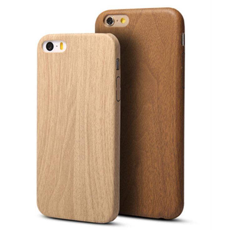 De madeira Padrão Macio TPU Caso Capa Voltar Para o iphone 6/6 S 4.7 polegadas Capa Para iPhone 6 Plus/6 S Plus 5.5 de polegada de Telefone Celular #0918 em Sacos & Casos de telefone de Telefones & Telecomunicações no AliExpress.com | Alibaba Group