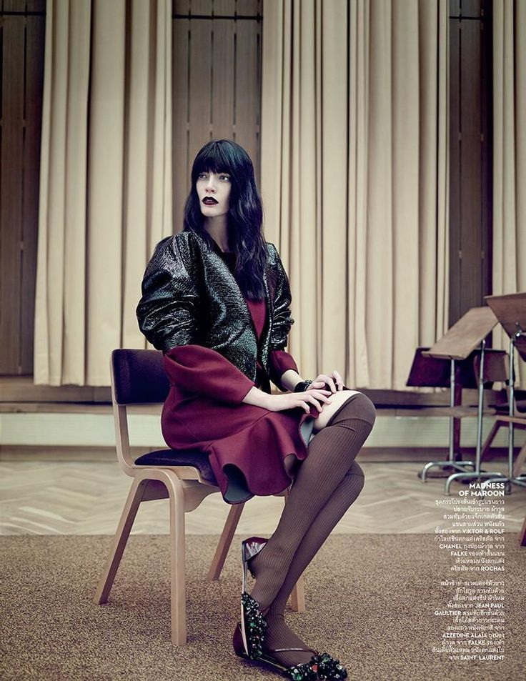 Vogue Thailand - Hall of Emotions