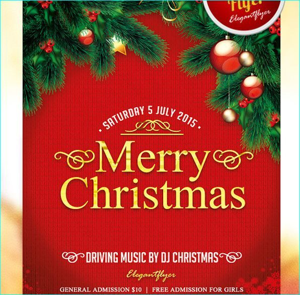 20 best awesome free christmas flyer templates images on pinterest 20 awesome free christmas flyer templates pronofoot35fo Gallery