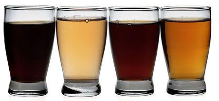 2. Anchor Hocking Barbary Beer Tasting Glass