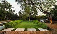 Tuininrichting: Een kleine tuin inrichten.