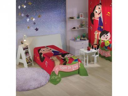 Colcha Infantil Lepper Show da Luna - 1 Peça com as melhores condições você encontra no Magazine Ozicasabela. Confira!