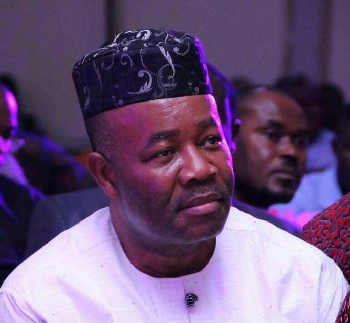 From the record Senator Godswill Obot Akpabio CON was born on 9 December 1962 he is a Nigerian lawyer and politician. He is senator of the Federal Republic of Nigeria and the Senate's Minority Leader. He was also Governor of Akwa Ibom State of Nigeria from May 29 2007 to May 29 2015. He is the son of Chief Obot Akpabio and Madam Lucy Obot Akpabio (née Inyangetor) of Ukana Ikot Ntuen in Essien Udim Local Government Area. He lost his father early in life and was raised by his mother who…
