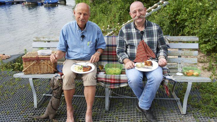 Rezept von Dr. Wolfgang Gettmann aus der Sendung: Lecker Hahn und lustiger Nemo