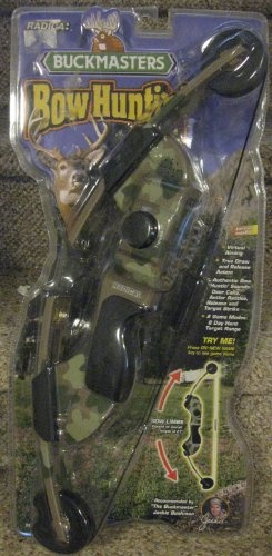 Buckmasters Electronic Deluxe Bow Hunting Game « HAVE TO GET THIS FOR PAUL