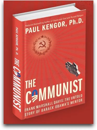 THE COMMUNIST, a book about OBAMA intellectual mentor, FRANK MARSHALL DAVIES.