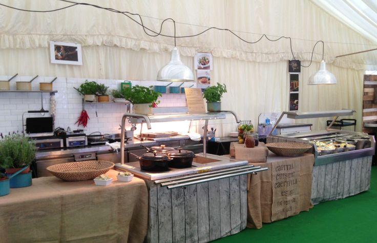 Graze restaurant @ the Hay Festival