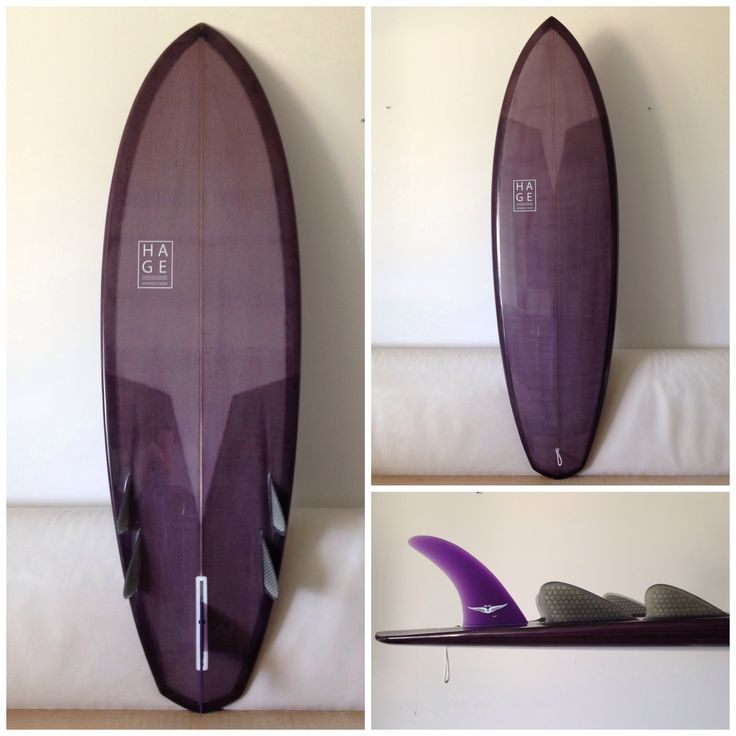 BONZER by Hage Surfboards & Designs