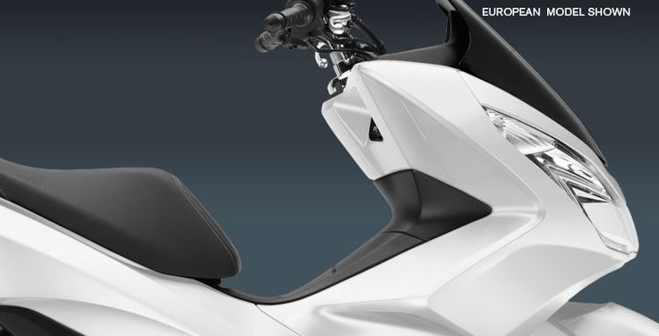 2015 PCX150 Overview - Honda Powersports