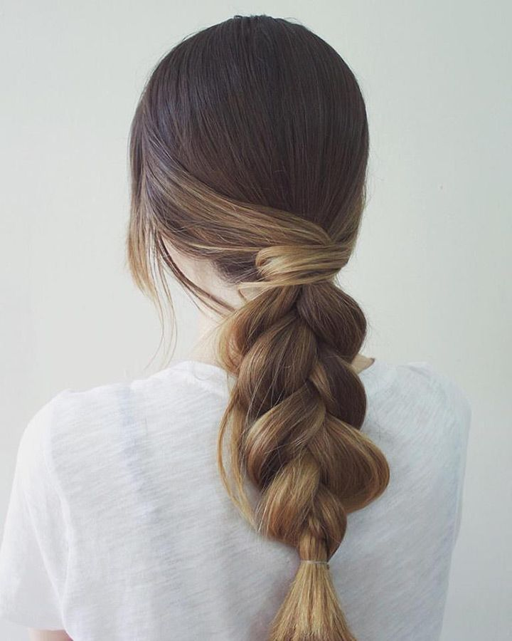 hair styles for weddings best 25 thick braid ideas on pretty braids 3463