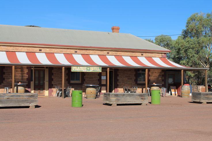 Prairie Hotel, Parachilna, Flinders Ranges