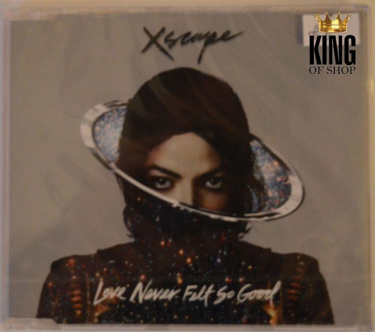 Love Never Felt So Good Today! :-)  http://www.king-of-shop.com/product/michael-jackson-love-never-felt-so-good-cd-single-eu/