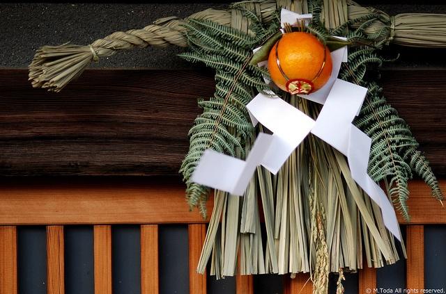 shimekazari | 注連飾り