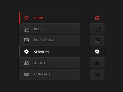 Responsive Website Navigation by Asif Aleem
