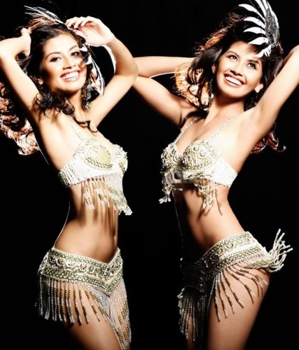 Miss Philippines Shamcey Supsup was the third runner-up in the Miss Universe 2011 pageant