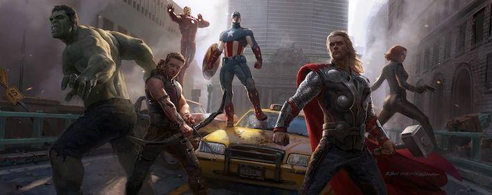 Les super héros Marvel au musée Art Ludique à Paris du 22 mars au 31 août 2014
