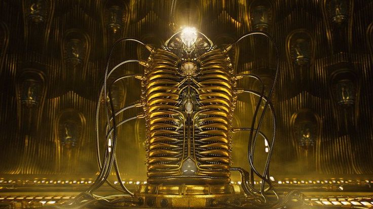 Versions of Adam Warlock's cocoon have appeared in both Guardians of the Galaxy films and every time I've seen them, my skin has crawled, even though the pods are only on the screen for the briefest of moments. Imagine my horror, then, as I gazed upon the high-definition concept art for the monstrosities.