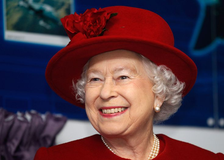 If we look as good as the Queen at 90, then we'll be delighted, so what's her secret?