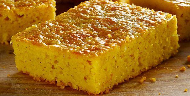 Receta de pastel de elote Villa Andrea | México Desconocido