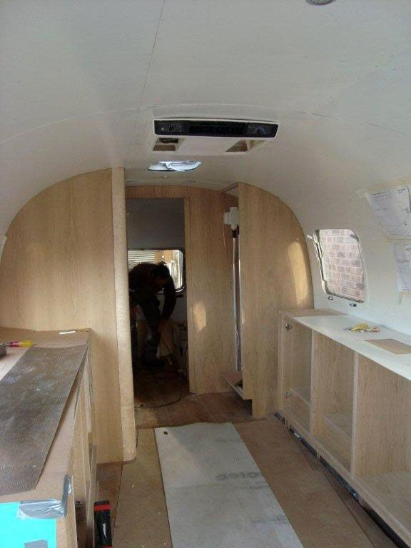 Airstream Interior Design Minimalist Cool More Interiors Taking Shape  Things That Make Me Laugh . Inspiration