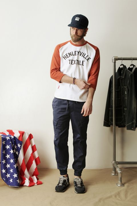 """Image of Espionage 2014 Spring/Summer """"Silent Majority For Peace"""" Lookbook"""
