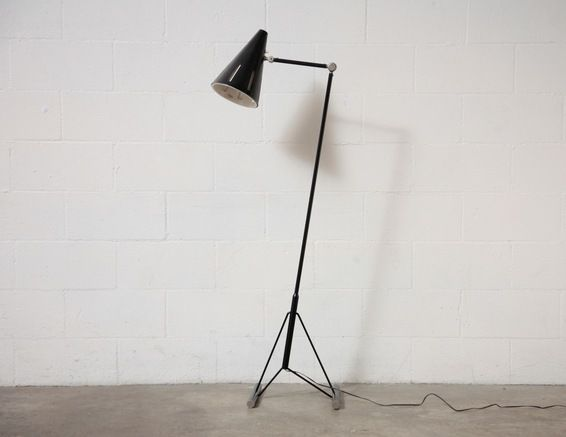 "HALA ZEIST ""SUN SERIES"" FLOOR LAMP BY BUSQUET"