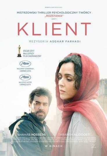 KLIENT (2016) - W kinach od 21 kwietnia 2017, dramat, Francja Iran