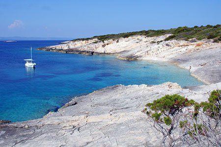 Otok Proizd - Vela Luka - Najljepša plaža na Jadranu