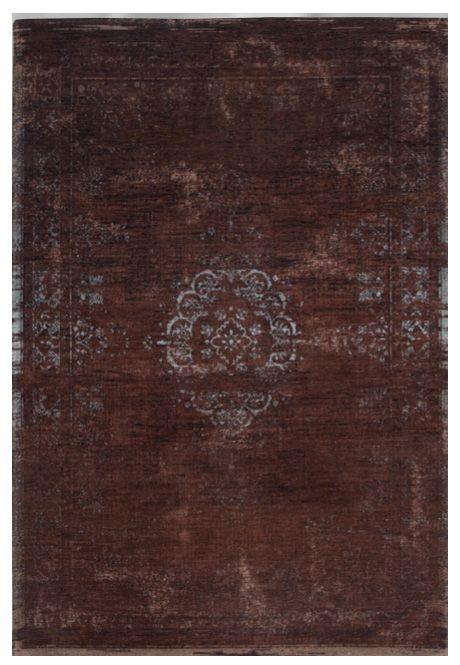 #Vintage-#Teppich braun in den Maße 60 cm * 90 cm 80 cm * 150 cm 76 cm * 300 cm 140 cm * 200 #www.musterkollektion.de