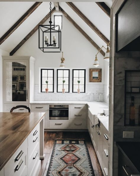 221 best Kitchen-White Painted images on Pinterest | Kitchen white ...