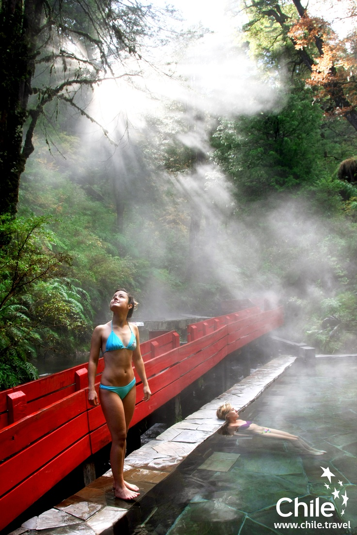 Come to Chile and discover a whole world of Well-being and relax  http://chile.travel