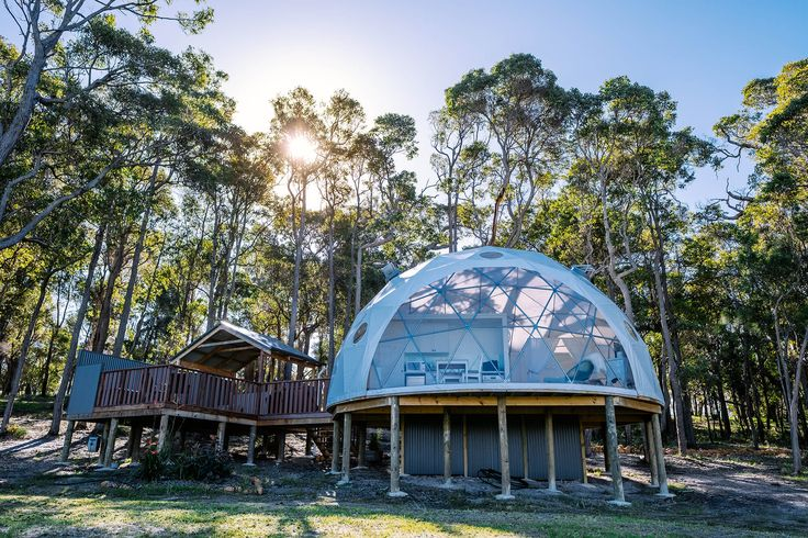 Why camp when you can go glamping. The ultimate list of Perth's and Western Australia's top glamping locations.