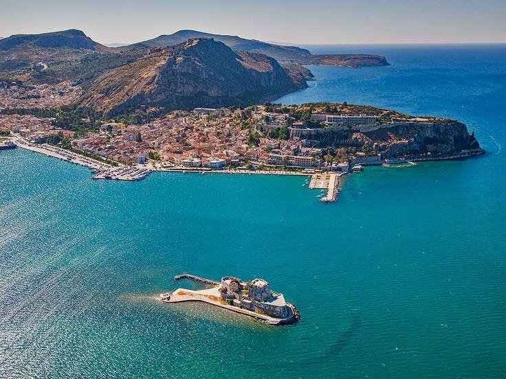 Nauplio city,the first capital of Greece!