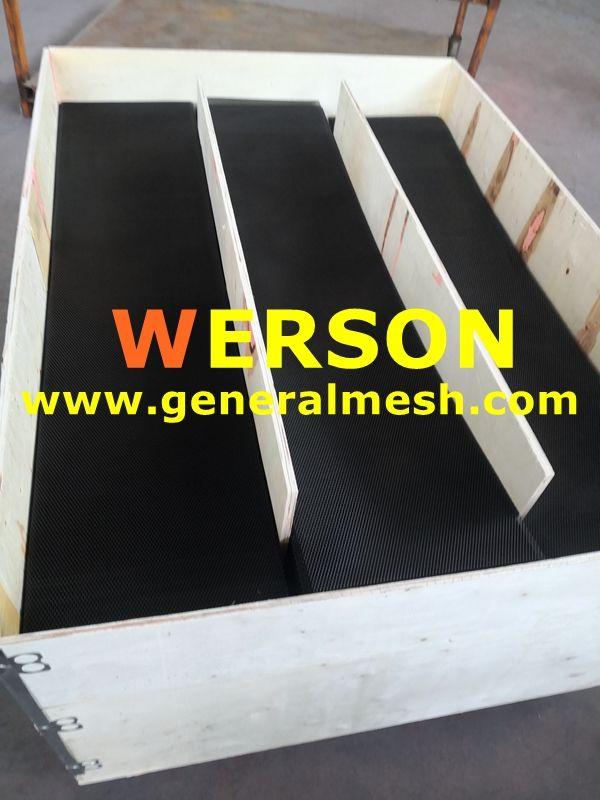 Specification La Couleur Noire Materiel Aluminium Taille 40 X12 100 30cm Taille De Maille 8 Mm 16 Mm 0 32 Aluminium Sports Grill Diamond Mesh