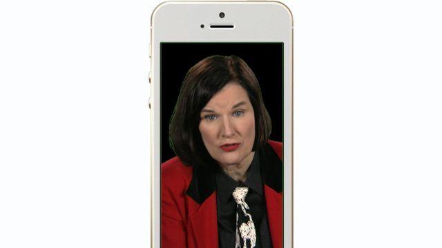 Paula Poundstone: Electronics and kids' brains don't mix - CBS News