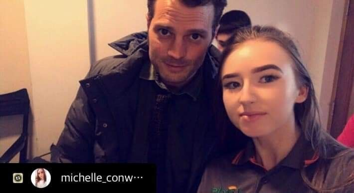 Pin By Angela Ramsey On Jd Wild Mountain Thyme Day Of My Life Jamie Dornan Michelle