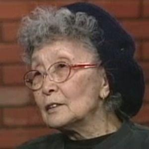 Yuri Kochiyama on her Internment in WWII Japanese American Detention Camp & Malcolm X Assassination