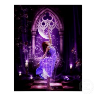I Want To Be A Fairy!: Fairies Dust, Poster Frame-Black
